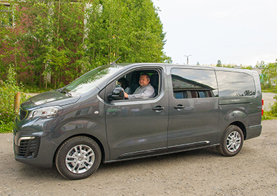 Peugeot Traveller Active Long, турбодизель